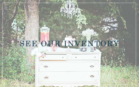 Southern Elegance Rentals Inventory Cover